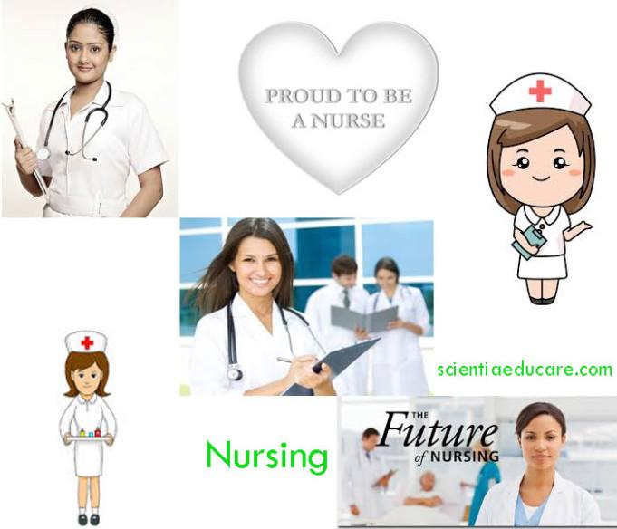 work in the nursing profession hlten401a