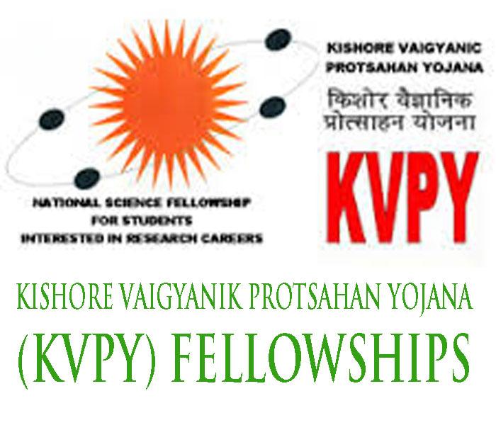 KISHORE-VAIGYANIK-PROTSAHAN-YOJANA-(KVPY)-FELLOWSHIPS