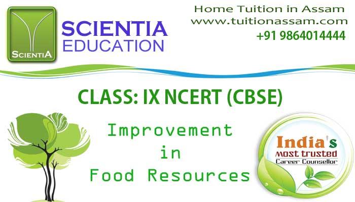 Improvement-in-Food-Resourc