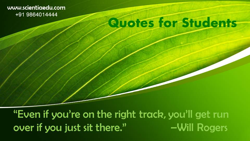Quotes for Students13