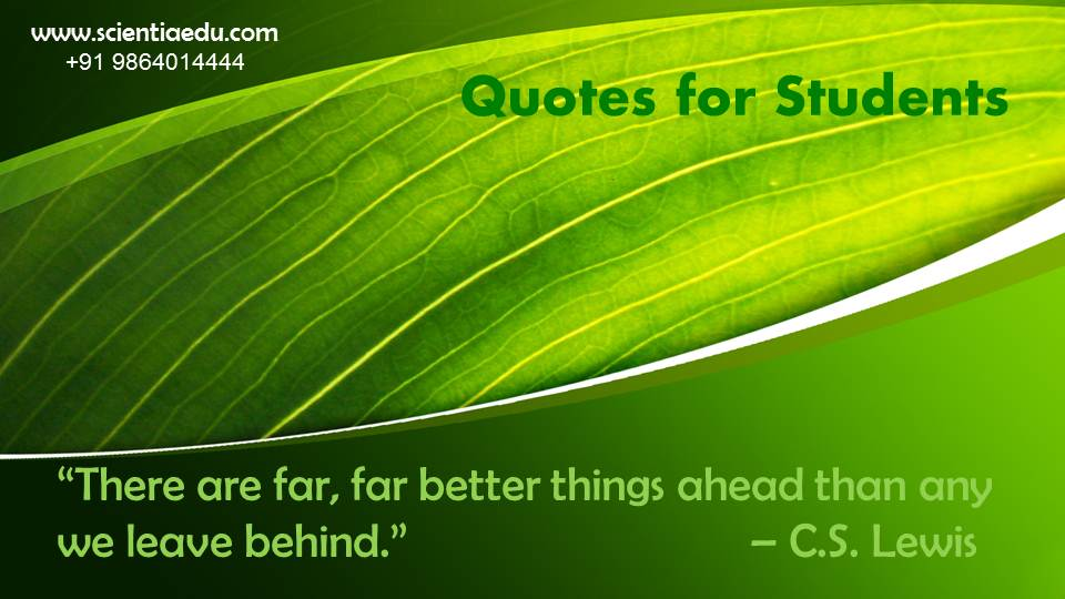 Quotes for Students19