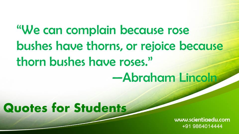 Quotes for Students20