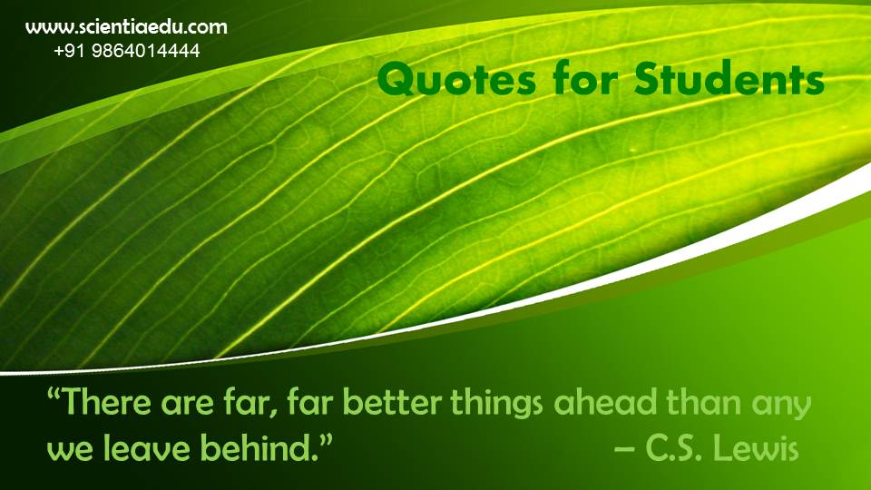 Quotes for Students28