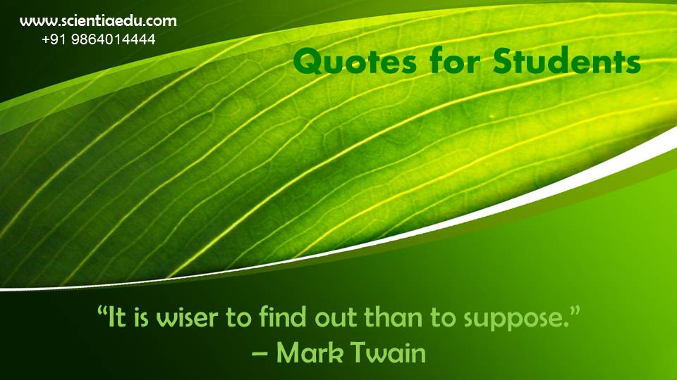 Quotes for Students4