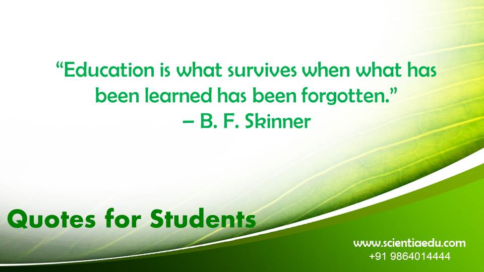 Quotes for Students5