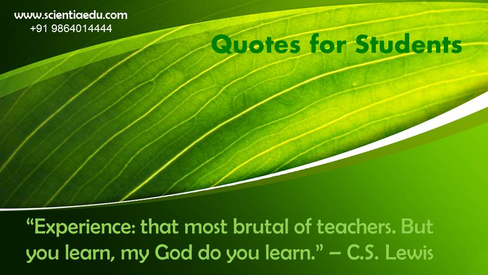 Quotes for Students7