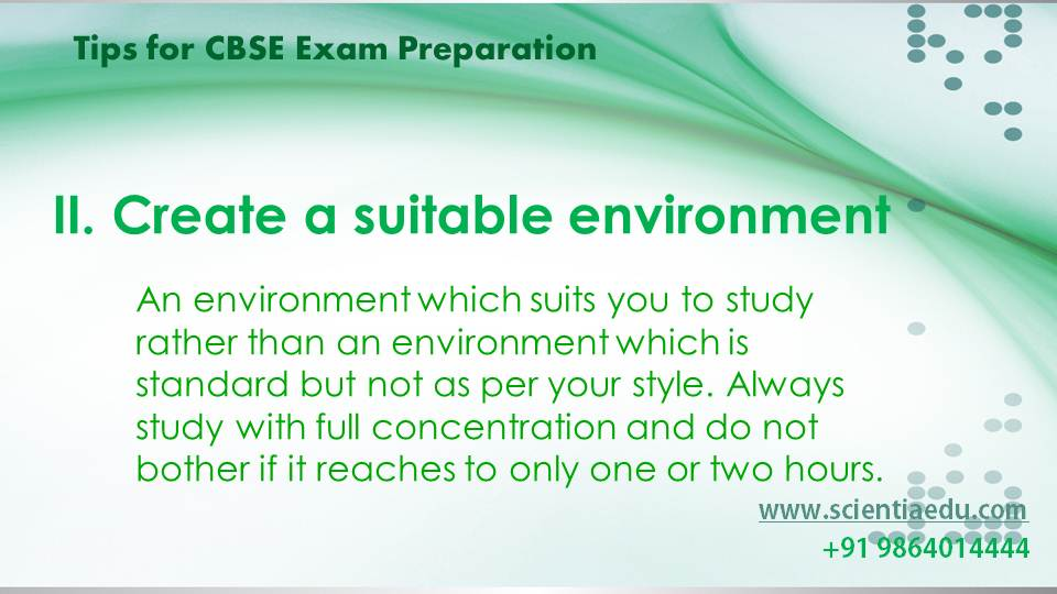 Tips for CBSE Exam Preparation3