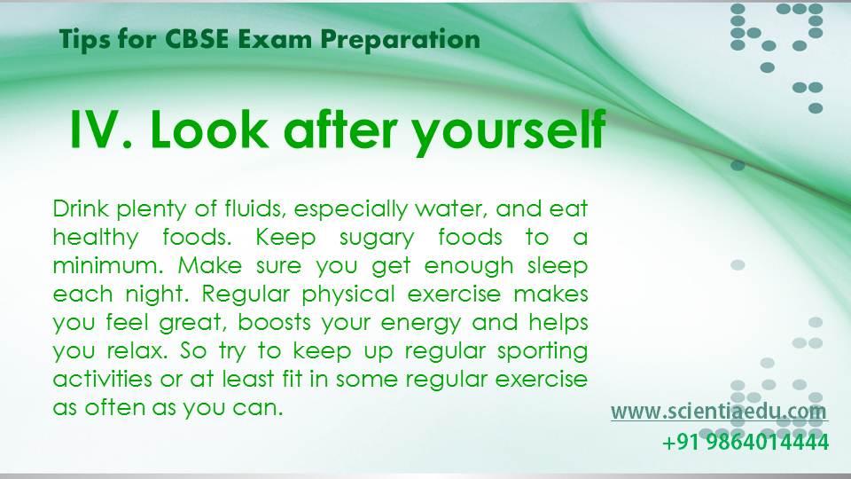 Tips for CBSE Exam Preparation5